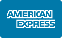 amercian express accepted